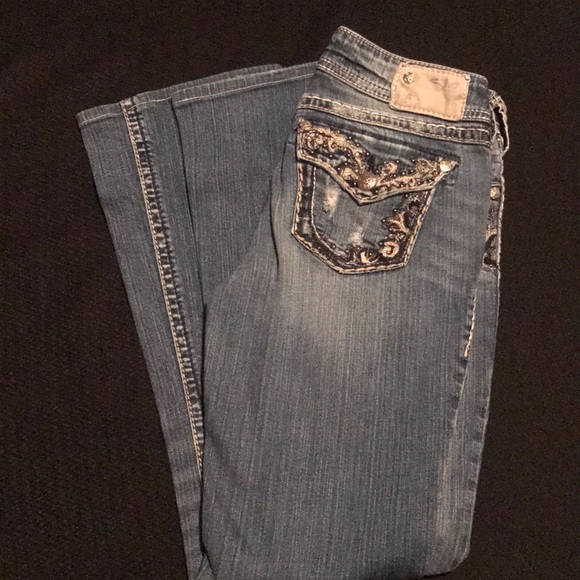 Silver Jeans Denim - Silver distressed jeans